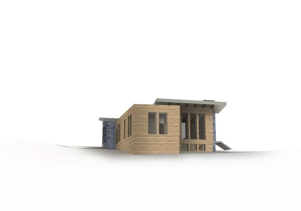 Zero Energy Pre-fab (Design Competition Winner)