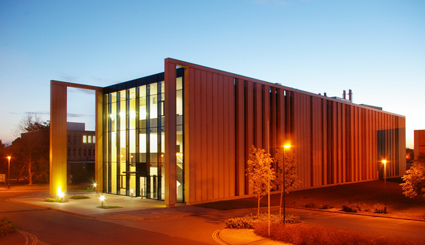 The Uk S Largest Prefabricated Straw Bale Building Is