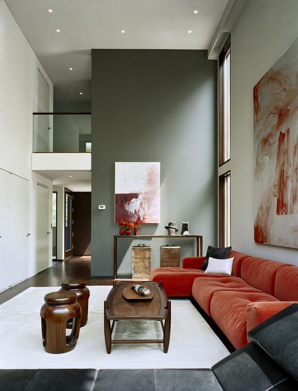 Sagaponac House Interior / Photo by Michael Moran