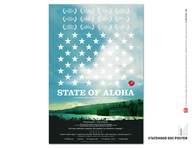 Statehood Doc Poster