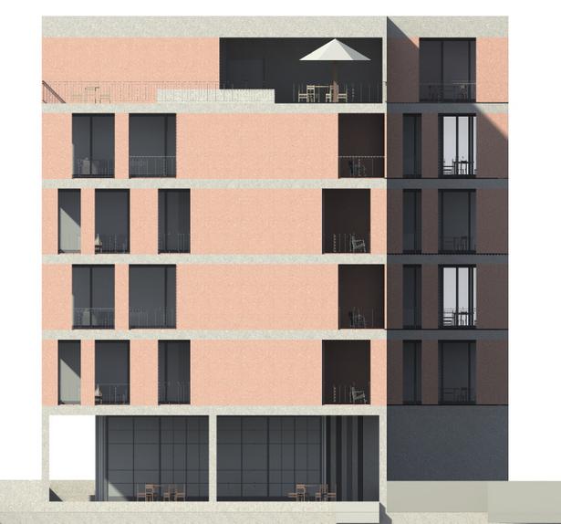 facade south