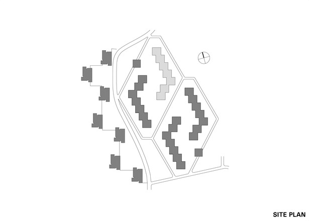 Claus en Kaan Architecten / Site Plan