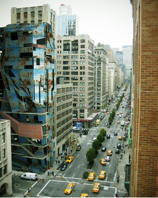 1. Luxury condominium sited on Park Avenue
