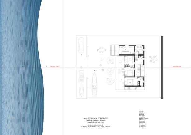 K02 GROUND FLOOR PLAN