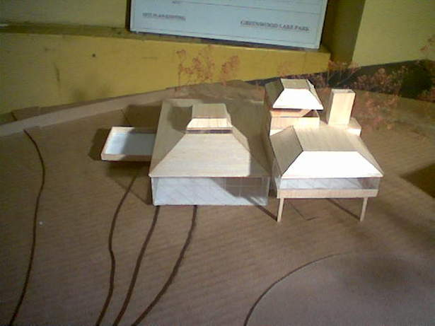 Balsa Wood Model