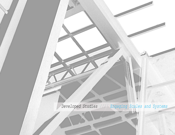 Academic Portfolio /// Multi-Level Urban Structures