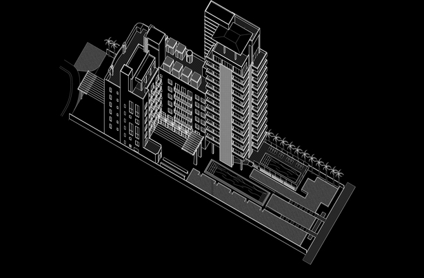 Completed Axonometric Assembly