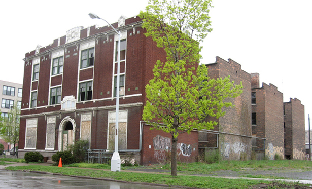 Adaptive reuse - Detroit