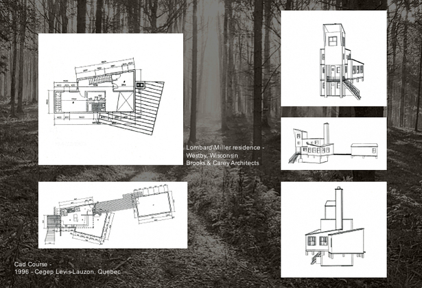 CADD course 3D project - 1996