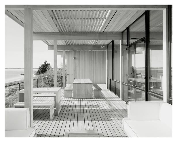 Deck and Breezeway