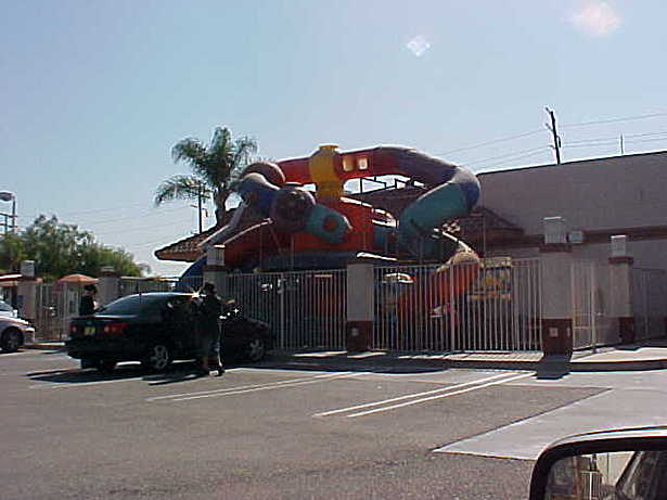 Irwindale McDonald's Before 2007