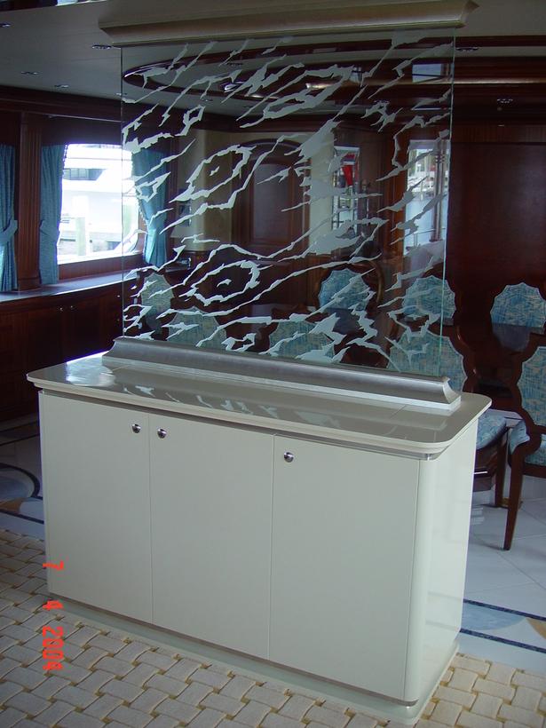 MoonSand - Interior Salon