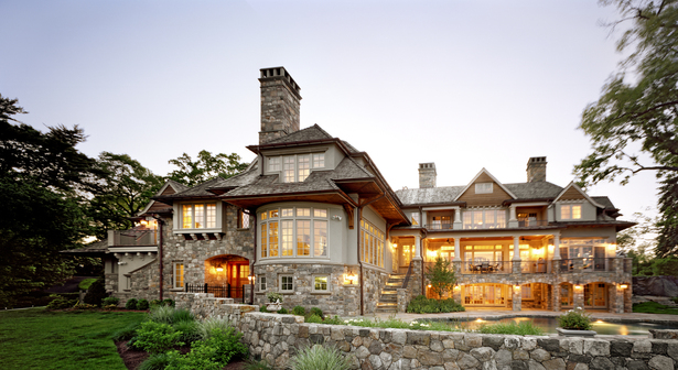 Darien ct residence robert a cardello architects llc for Builders in connecticut