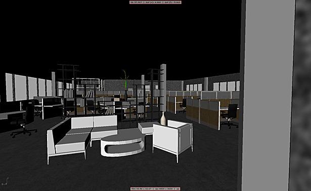Lobby Set-up