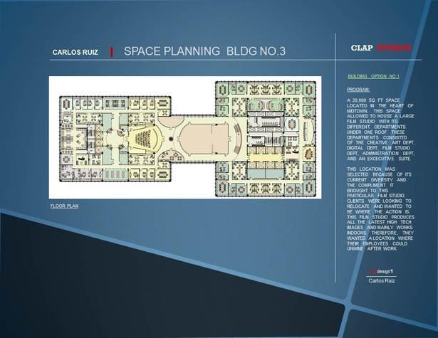 CLAP Studios / NY NY / Unbuilt pg3