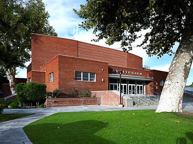 Existing Auditorium
