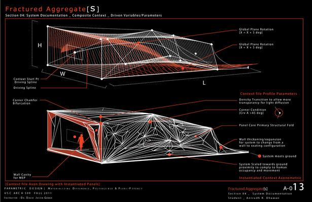Design Axon Drawings + Details