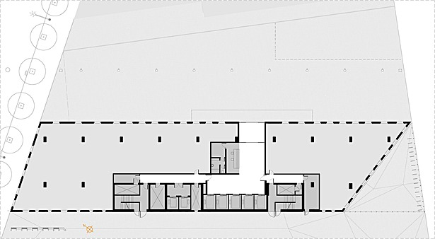 Ground Floor Level plan