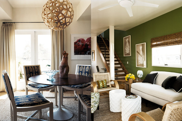 GreeN.O.LA Living Area. Photo: Max Kim-Bee