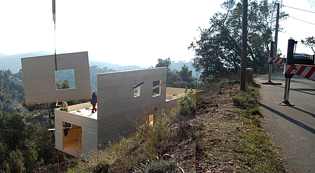 HARQUITECTES / house 205 / 11