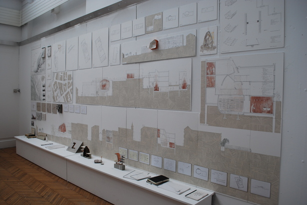 M.Arch Degree Show