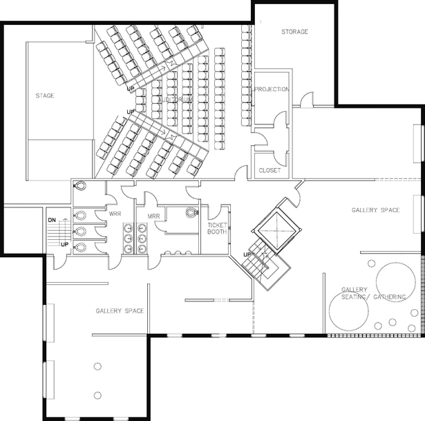 Level 3 Floor Plan