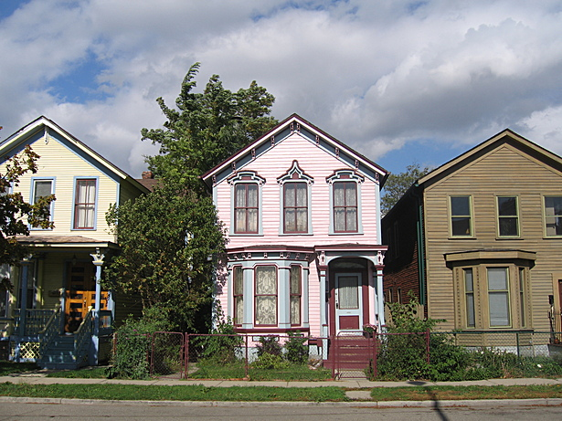 Corktown housing