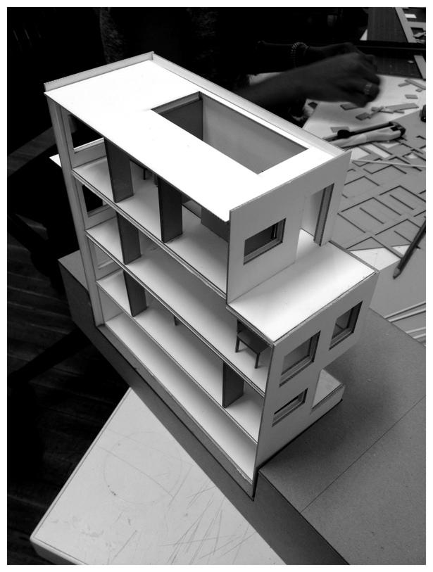 House Model: Scheme B