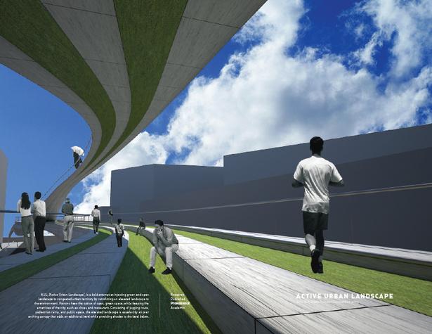AUL (Active Urban Landscape)