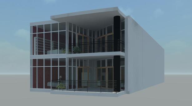 Epic Condominium (MIami, Fl.): Exterior rendering