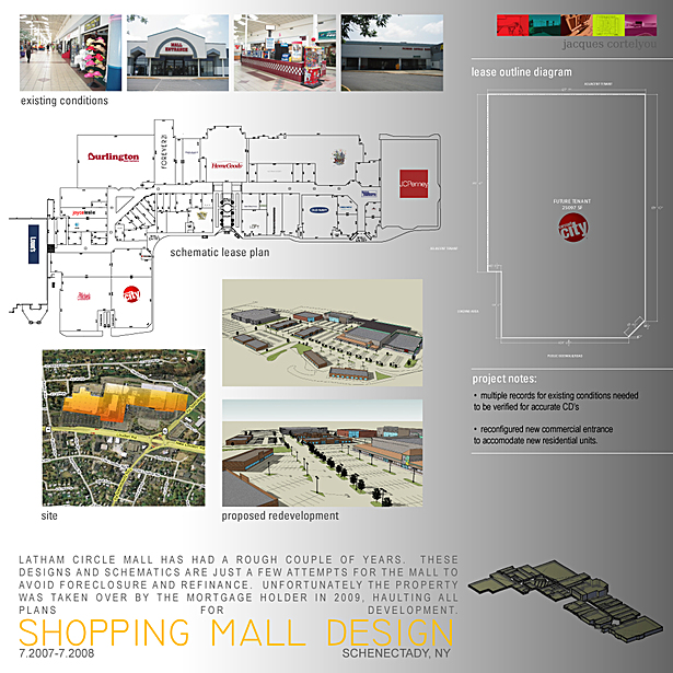 Shopping Mall Redevelopment