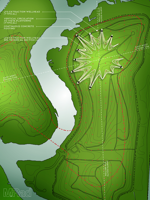Fresh Hills Site Plan