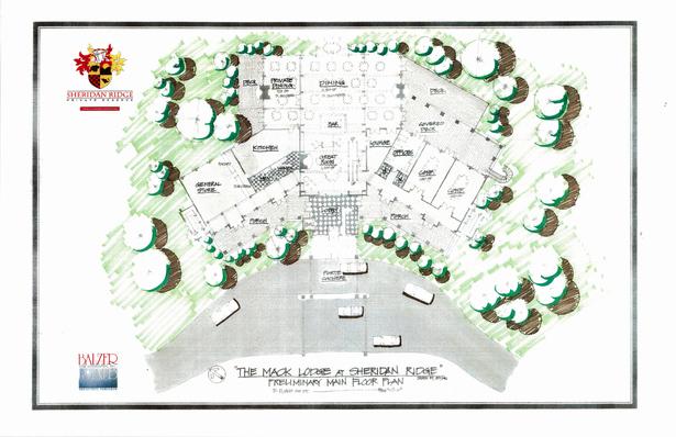 Sheridan Ridge Conceptual Plan