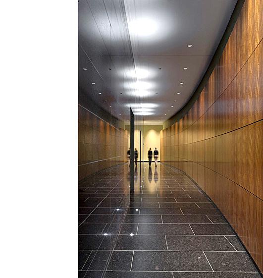 Legacy Tower - Lobby
