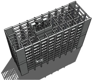 Structure 3D
