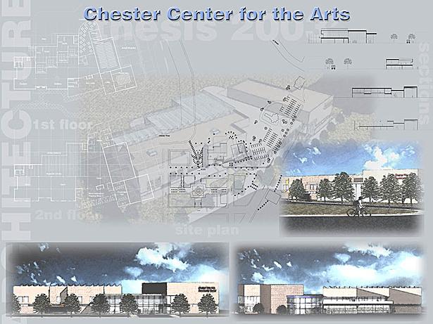 Chester Community Center for the Arts