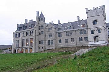 Dunboyne Castle Hotel Cork John O Donnell Archinect