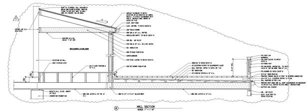 Denville Residence - Construction Document Detail