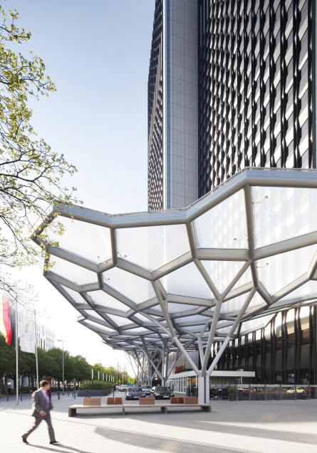 Tree Structure Canopy Asterios Agkathidis Archinect