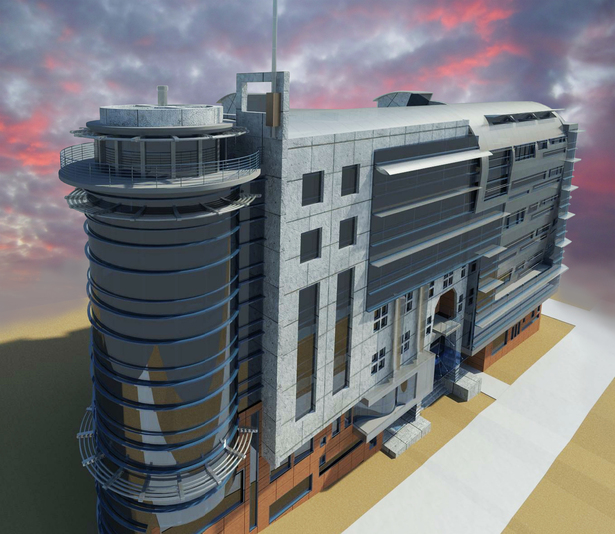 maryam office building