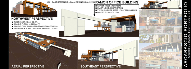 RAMON OFFICE BULIDING - PALM SPRINGS, CA - 2007