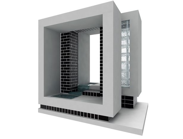 Masonry Build Mock-Up 2