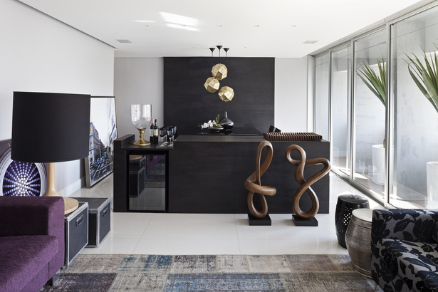 Brasília | Apartamento 210 | Vista da sala de jantar