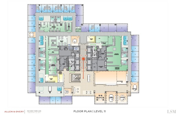 Level 11 Plan