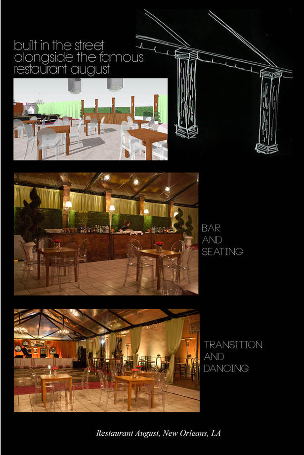 digital rendering and after pictures