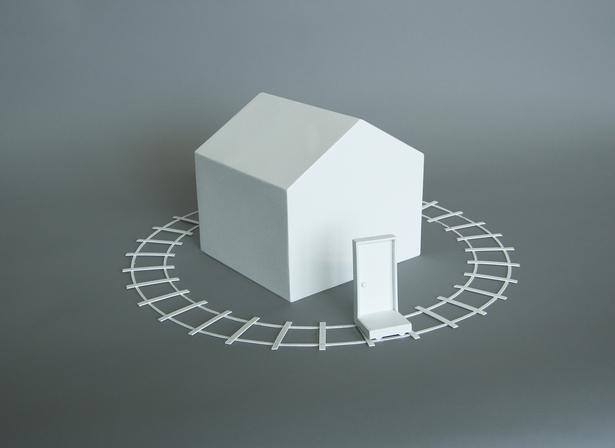 House With Orbiting Doorway