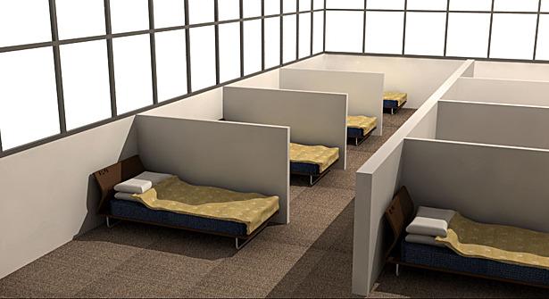 Crew dorm