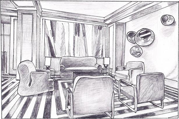 The Mark Hotel Lobby1