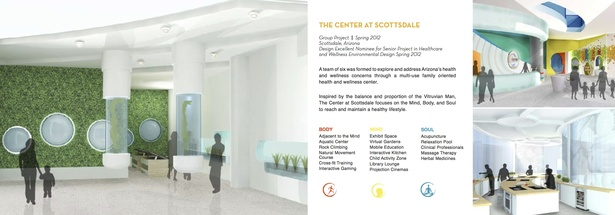 Healthcare/ Exhibition Design