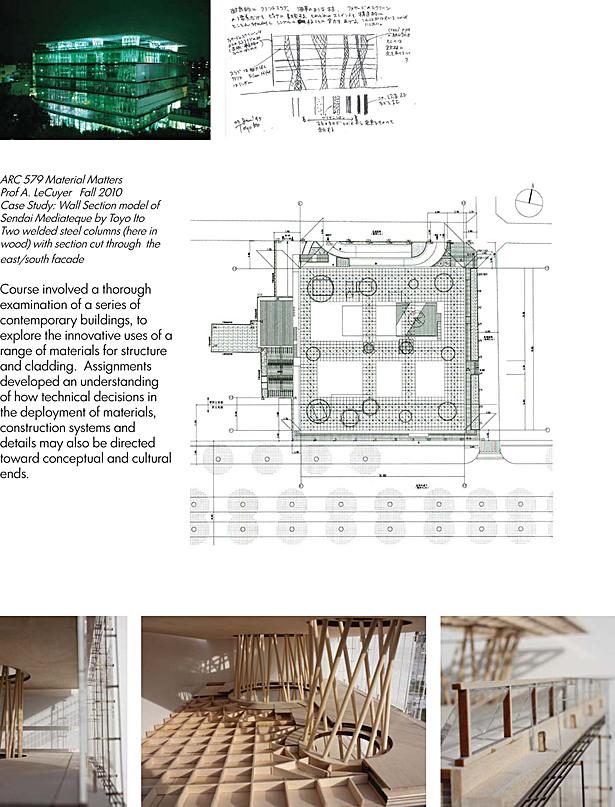 Fabrication Model Sendai Mediatheque Winter D Angelillo